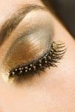 Goldenes Auge Stockbilder