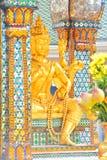 Goldenes Brahma stockfoto