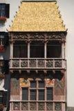 Goldenes Dachl Royalty-vrije Stock Afbeeldingen