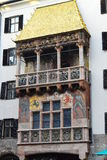 Goldenes Dachl golden roof royalty free stock image