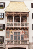 Goldenes Dachl Golden Roof Royalty Free Stock Photos