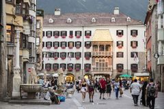 Innsbruck, Austria Royalty Free Stock Images