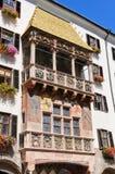 Goldenes Dachl in Innsbruck, Austria Stock Images