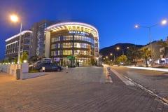 Goldenes Felsenstrandhotel in Marmaris, die Türkei Stockbild