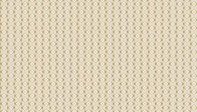 Goldenes geometrisches Muster, Teil 29 stock abbildung