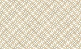 Goldenes geometrisches Muster 1v1, erhöht nahtlos Stockfotos