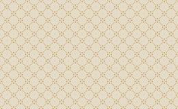 Goldenes geometrisches Muster 2v1, erhöht nahtlos Stockbild
