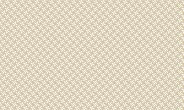 Goldenes geometrisches Muster 1v1 nahtlos Stockfoto