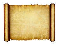 Goldenes grunge Papier lizenzfreie abbildung