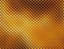 Goldenes s-Luxuxmosaik Stockfotos