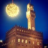 Goldenes Schloss Lizenzfreies Stockfoto