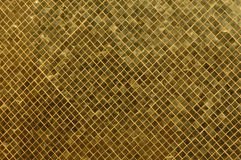Goldenes Smalt Lizenzfreies Stockbild