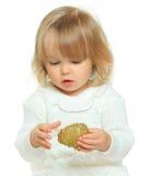 Goldenes Spielzeug Lizenzfreies Stockfoto