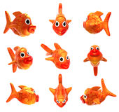 GoldenFish Royalty Free Stock Photo