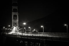 GoldenGate-Brücke San Francisco Stockfotos