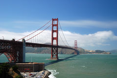 GoldenGateBridge stock photography