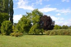 12 2010 golders зеленеют парк принятый сентябрь london ландшафта Стоковое фото RF
