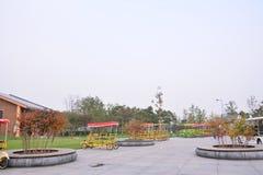 12 2010 golders зеленеют парк принятый сентябрь london ландшафта Стоковые Изображения
