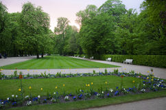 12 2010 golders green den liggandelondon parken tagna september Royaltyfri Bild