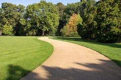 12 2010 golders green den liggandelondon parken tagna september Fotografering för Bildbyråer