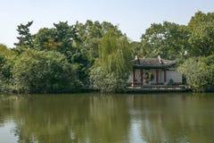 12 2010 golders zielenieją krajobrazowego London brać parkowy Wrzesień Zdjęcia Royalty Free
