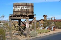 Goldfield, Αριζόνα Στοκ φωτογραφία με δικαίωμα ελεύθερης χρήσης