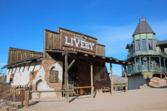 Goldfield, Arizona Royalty Free Stock Images