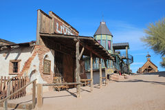 Goldfield, Arizona Stock Image