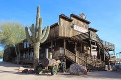 Goldfield, Arizona Fotografia Royalty Free