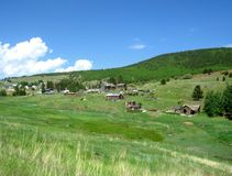 Goldfield, Colorado Stock Image