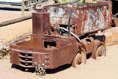 Goldfield Ghost Town and Mine Royalty Free Stock Image
