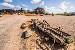 Goldfield Ghost Town. Goldfield Probably named for the many mines around it, Goldfield was created by the rush that followed the discovery of gold in the stock images