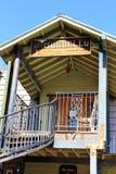 Goldfield kopalnia i miasto widmo Zdjęcie Royalty Free