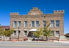 Goldfield, Nevada Tribunale storico Fotografie Stock
