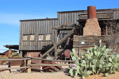 Goldfield, o Arizona Fotografia de Stock