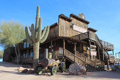 Goldfield, o Arizona Fotografia de Stock Royalty Free
