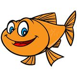 Goldfish Cartoon Stock Images