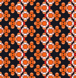 Goldfish pattern, wrapping paper, Animal seamless pattern design.  Royalty Free Illustration