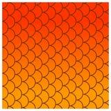 Goldfish Scales Stock Image