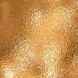 Goldfolie Lizenzfreie Stockfotos