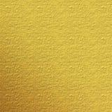 Goldfolien-Beschaffenheitshintergrund Stockbild