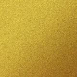Goldfolien-Beschaffenheitshintergrund lizenzfreie stockfotografie