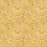 Goldfunkeln-Glanzbeschaffenheit Abstrakter goldener Hintergrund stock abbildung