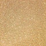 Goldfunkelnhintergrund Funkelnbeschaffenheit Goldfunkelnmuster Funkeln-Tapete Glanzhintergrund Stockfotos