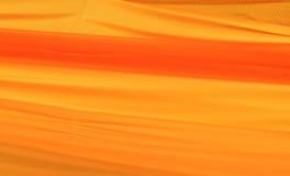 Goldgewebe-Seidenbeschaffenheit Lizenzfreie Stockfotografie