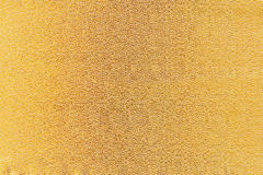 Goldgewebebeschaffenheit Stockfoto