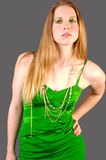 Goldgreen 2 Stock Photo