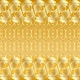 Goldhintergrund. Stockfotografie