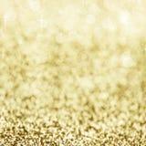 Goldhintergrund Stockfotografie