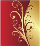 Goldhintergrund Stockbilder